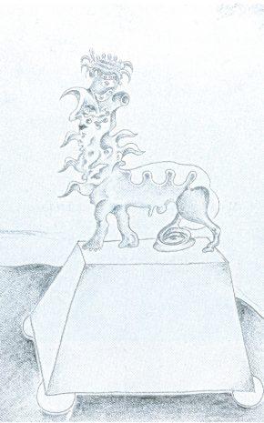 Monument à une Voyante, 1935