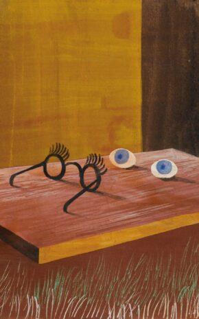 Ojos Sobre la Mesa, 1935