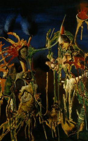 Títeres Vegetales (Marionetas Vegetales), 1938