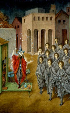 Remedios Varo y El Juglar: Armonía, Balance y Unidad
