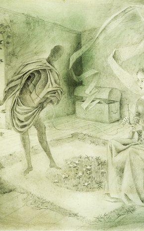 Los Ancestros o Poema, 1956.