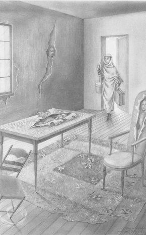 Visita al Pasado, 1957.