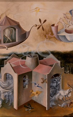 Creación del Mundo o Microcosmos, 1958.