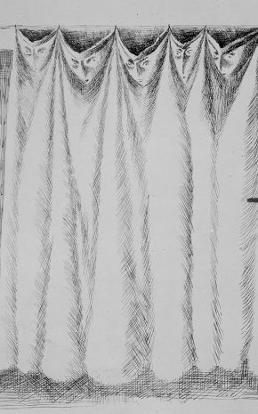 Cortina o Visión, 1959.