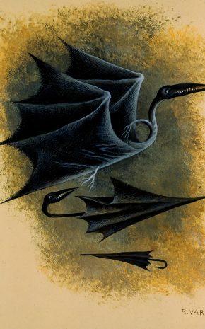 Pterodáctilo, 1959.