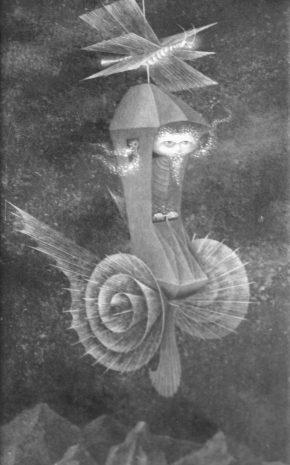 Locomoción Astral, 1963.