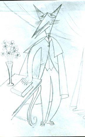 El Zorro y La Ley, 1943
