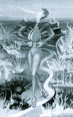 Invierno o (Mejor) Vitaminas, 1947-48