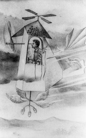 Piloto Explorador, 1948.