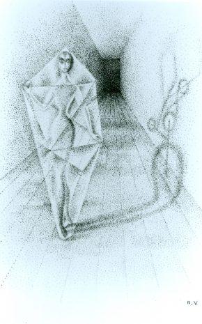 Distorción Cristalina, 1949.