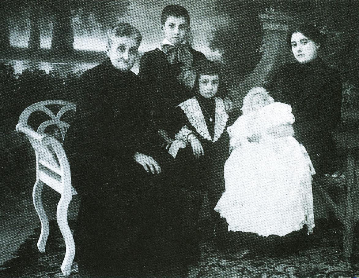 (Foto: Familia Remedios Varo 1914)